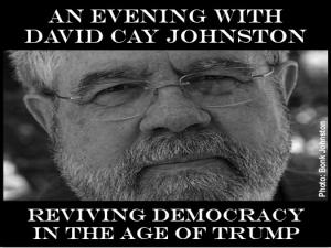David Cay Johnston enews