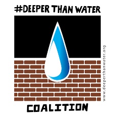 deeper than water logo color