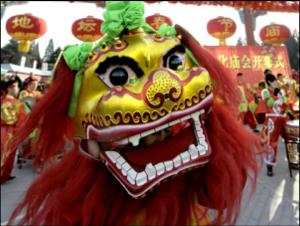 dragon- chinatown