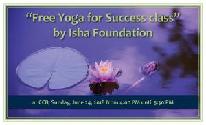 Free Yoga Isha Foundation final