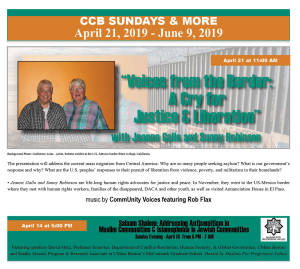 Newsletter for CCB Web